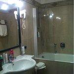 Ванная комната стандартного номера