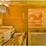 Finnische Sauna, Biosauna, Dampfbad