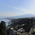 View from the Villa Paradiso