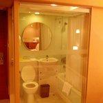 executive floor Bathroom
