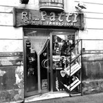 litet Cafe i Sciacca