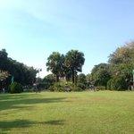Fort Santiago gardens