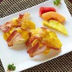 Bacon Bennedict