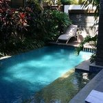 in-villa pool