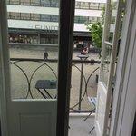 Egen balkong!