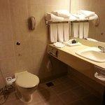 Bathroom, Executive Suite