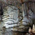 Aperçu de la grotte