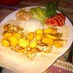 chicken kebab fantastic