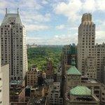 Blick Parkview-Zimmer aus dem 33. Stockwerk