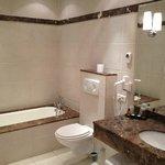 Salle de bain chambre 17