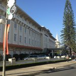 Hotel Du Parc, tevens ook een hele leuke plaats..