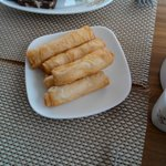 завтрак - очень вкусные блинчики с сыром