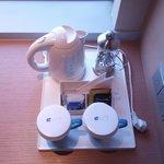 Coffee and tea set