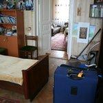 Bedroom-first floor
