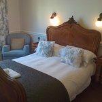 bedroom 2 double room with shower en suite