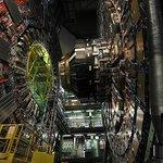 LHC à Cessy 100m sous terre