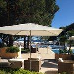 pool, terrace, beach, lounge