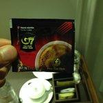 ベトナムコーヒー。毎日飲んだ。