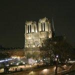 Vue sur Notre Dame