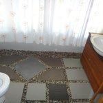 Ванная в спа-номере