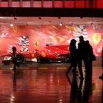 Model of Ferrari, Abudhabi, UAE