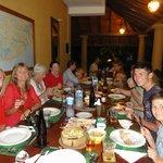 Christmas dinner - Sri Lankan Style!