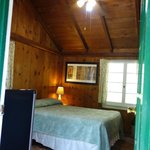 Cabin 12B - ideal size for us travelling as a couple