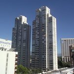 the gemelos 22 towers 1 AND 2