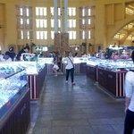central market where gems sold