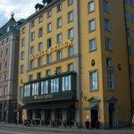 Facciata principale del First Hotel Reisen