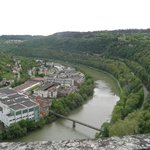 Vue sur Besançon