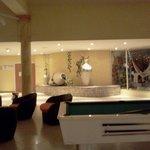 Salon de détente