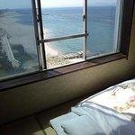 海が見える部屋