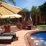 Exclusive relax area and SPA