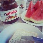 Завтрак. Breakfast
