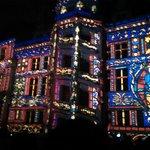 Son et lumière au château de Blois