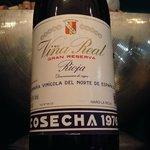 Viña Real Rioja tasting