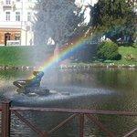 Rainbow in the Park