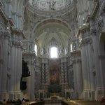 Interior da Igreja - Altar principal