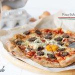 Da Leonardo Bufalina pizza