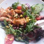 Hähnchen-Mango-Salat...empfehlenswert