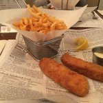 Not your ordinary Fish & Chips