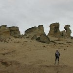Formaciones rocosas I