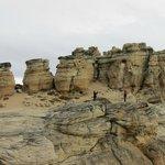 Formaciones rocosas II