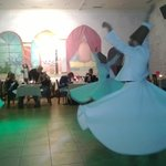 Sufi Dance in a location close to the Hotel  in Istanbul