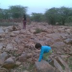 Way to Parson Mandir