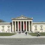 Fachada do Museu - Glyptothek