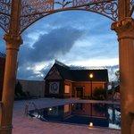 piscine lucy's mansion