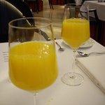 絶品オレンジジュース