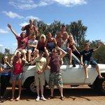 OBB road trip!